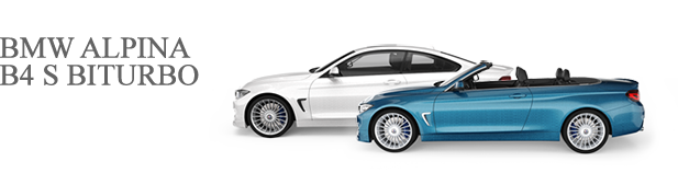 BMW ALPINA B4 S BITURBO
